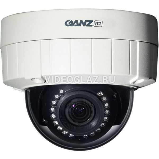 Видеокамера GANZ ZN-DT2MTP-IR