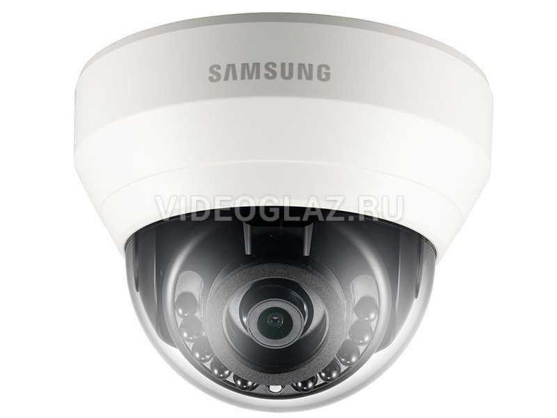 Видеокамера Wisenet XND-8020R