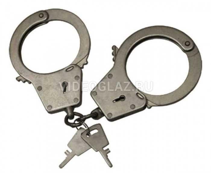 Оцинкованные наручники «БРС-2»
