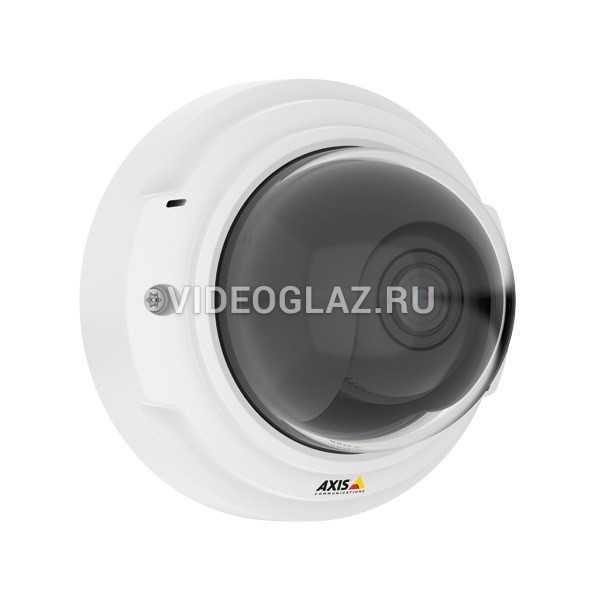 Видеокамера AXIS P3375-V RU (01060-014)