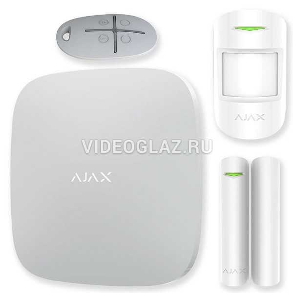 Ajax StarterKit Plus(white)