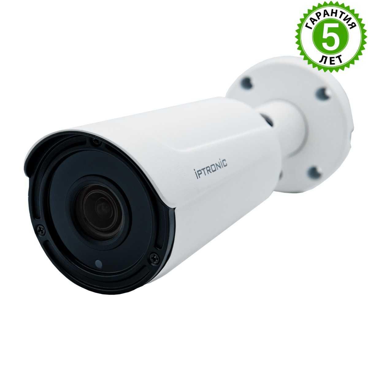 Видеокамера IPTRONIC IPT-IPL1920BM(2,8-12)P