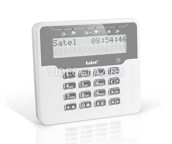 Satel VERSA-LCDR-WH