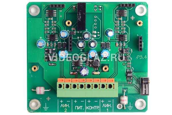 Полисервис Модуль ПРД аналоговых сигналов2-канальный
