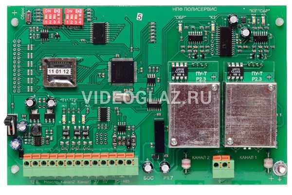 Полисервис Модуль БОС (блок обработки сигнала для ИОП Тополь)