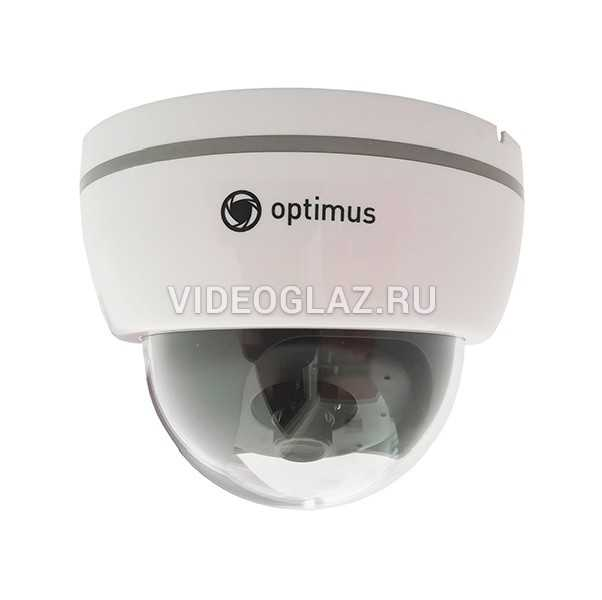 Видеокамера Optimus AHD-M031.0(2.8)E