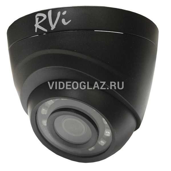 Видеокамера RVi-1ACE100 (2.8) black