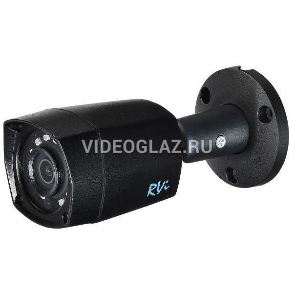 Видеокамера RVI-1ACT102 (2.8) black