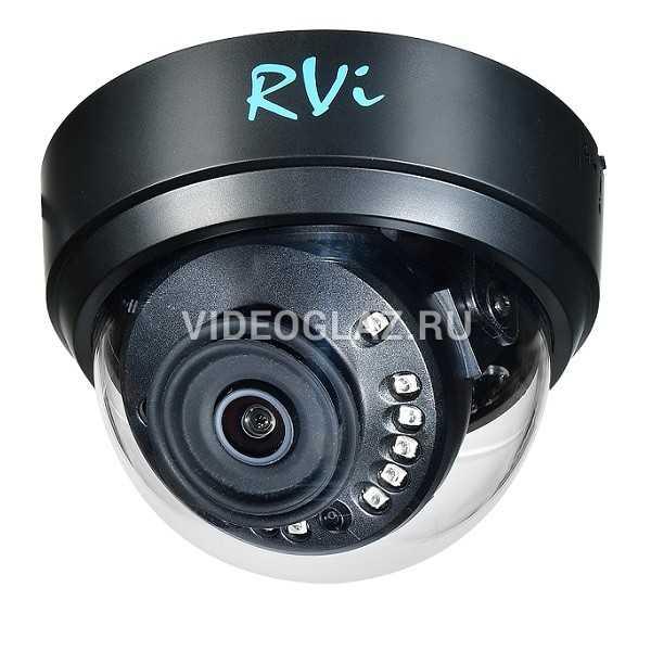 Видеокамера RVi-1ACD200 (2.8) black