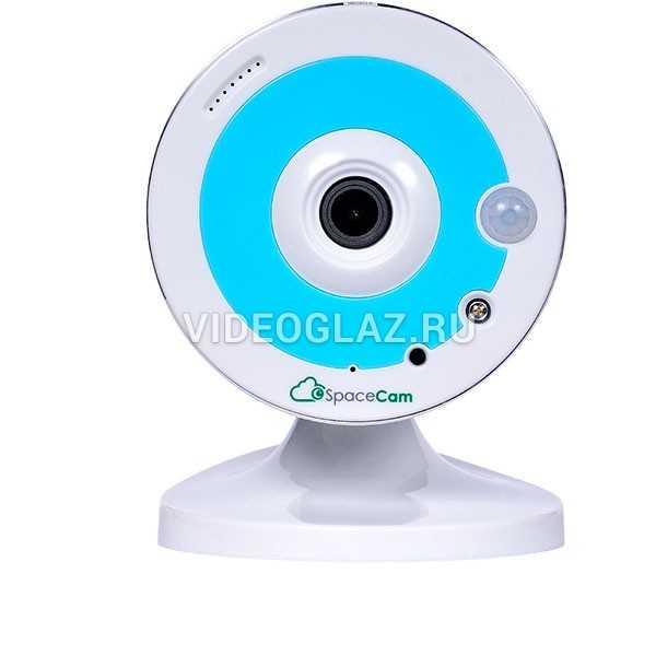 Видеокамера SpaceCam F1 Blue