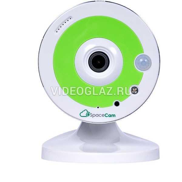 Видеокамера SpaceCam F1 Green