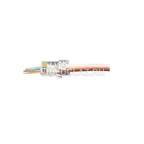 Hyperline PLEZ-8P8C-U-C5-100