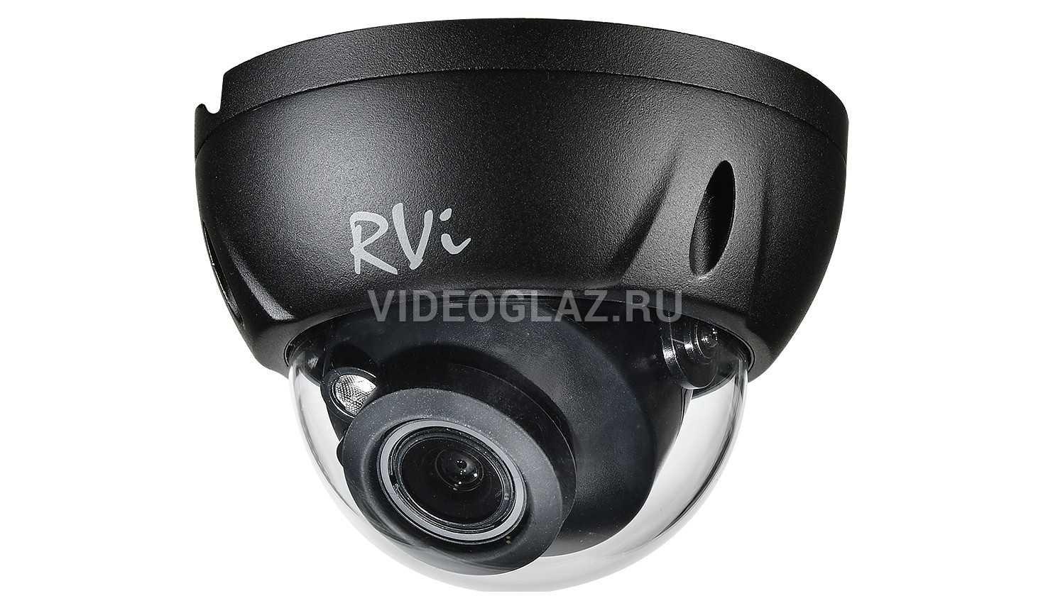 Видеокамера RVI-1ACD102 (2.7-13.5) black