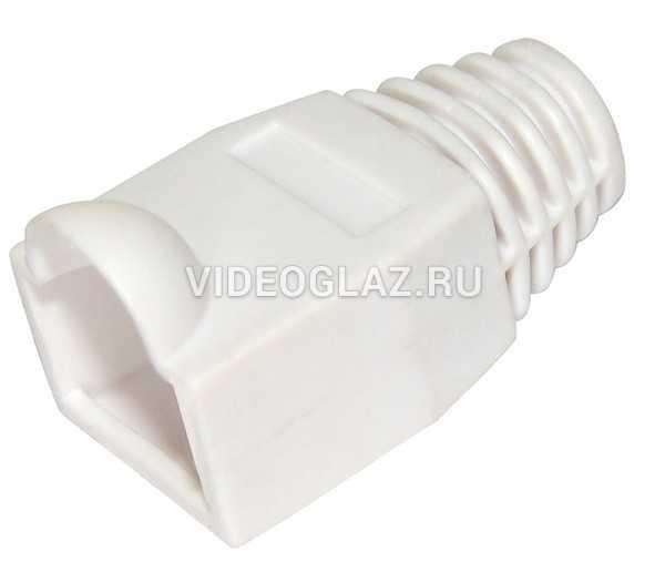 REXANT Колпачок RJ-45 белый (05-1201)