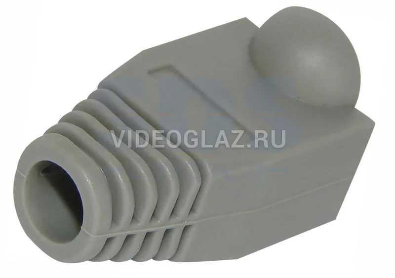 REXANT Колпачок RJ-45 серый (05-1208)