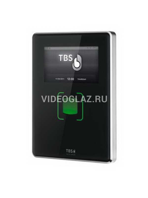 TBS 3D Terminal FMR HID Prox