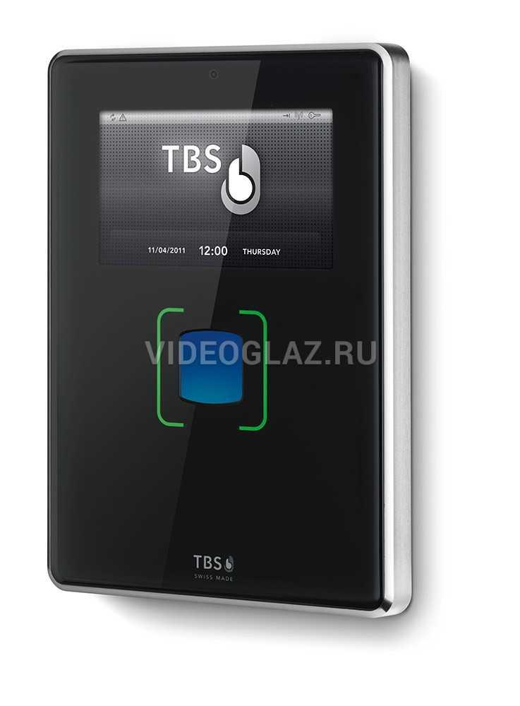 TBS 2D Terminal Multispectral WM Mifare