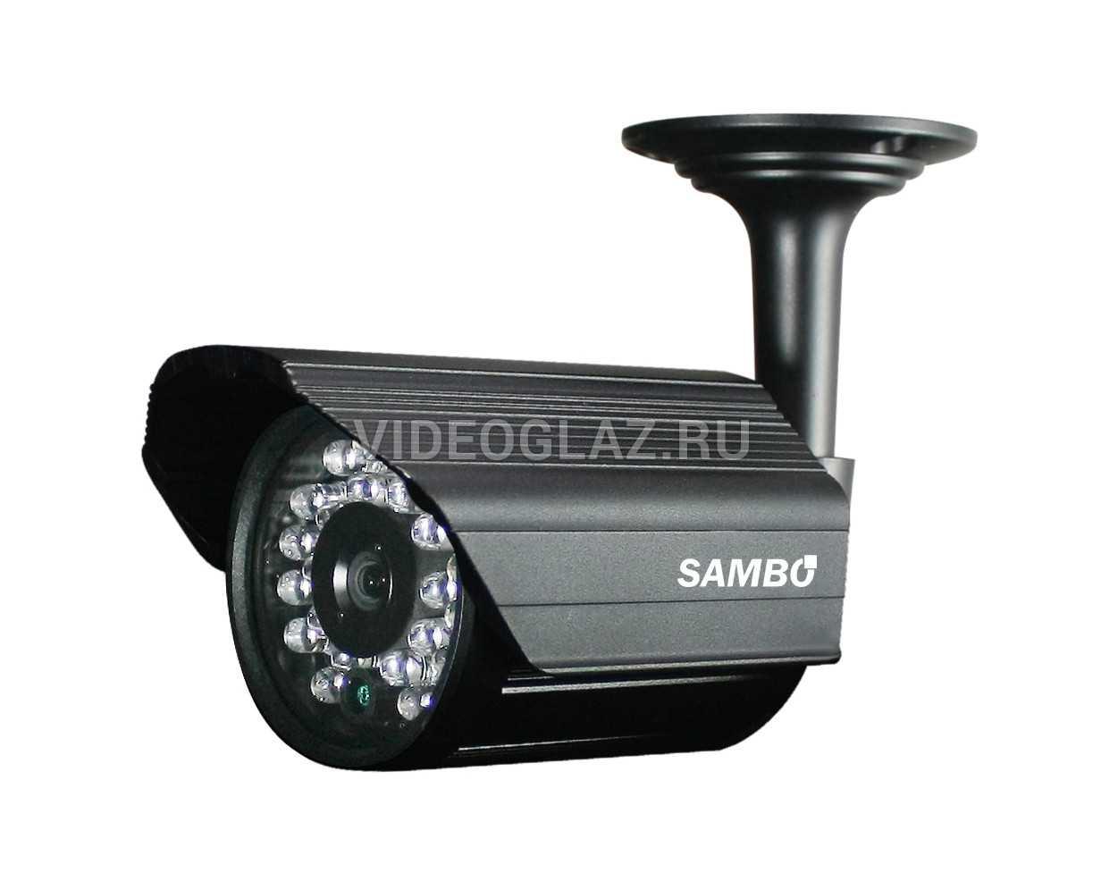 Видеокамера Sambo SCIL124EH