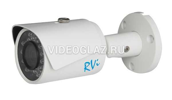 Видеокамера RVI-IPC43S V.2 (4 мм)