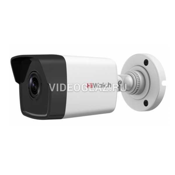 Видеокамера HiWatch DS-I100(B) (2,8 mm)