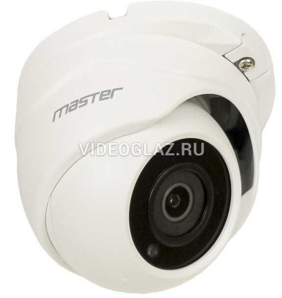 Видеокамера Master MR-IDNM102W