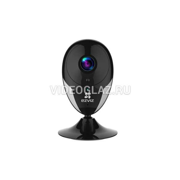 Видеокамера EZVIZ C2C(720P) черная (CS-CV206-C0-1A1WFR)