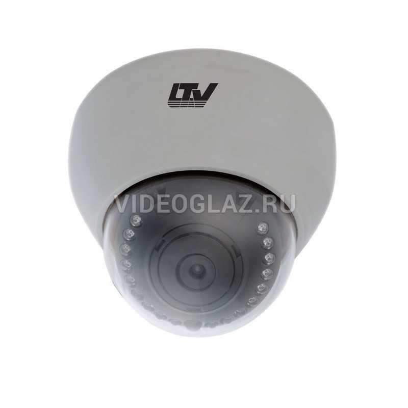 Видеокамера LTV CXB-720 41 ( 2.8 мм)