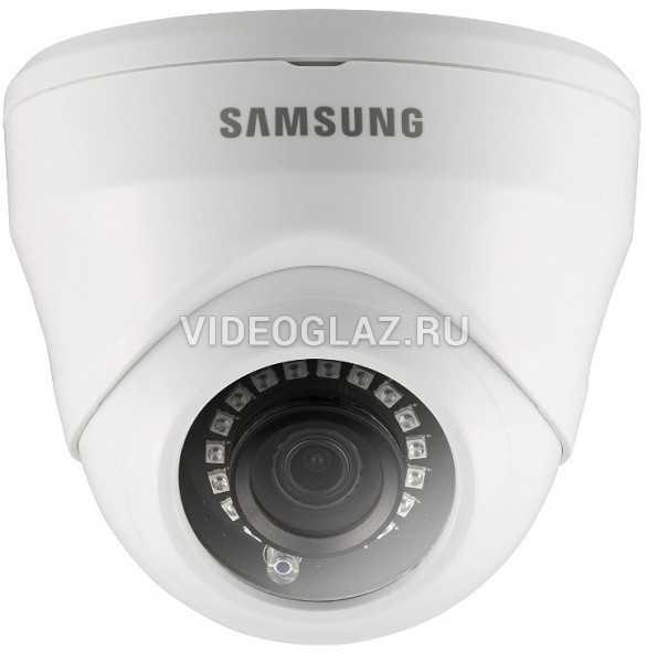 Видеокамера Wisenet HCD-E6020R