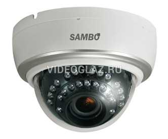 Видеокамера Sambo ED10SCI424XHVF (2.8-12) ICR