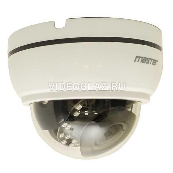 Видеокамера Master MR-HDNVP2WH