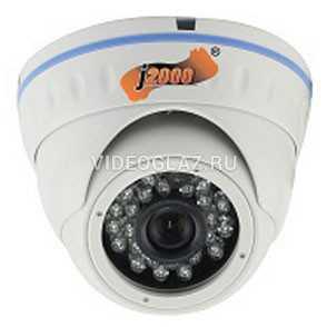 Видеокамера J2000-HDIP24Dvi20 (3,6)