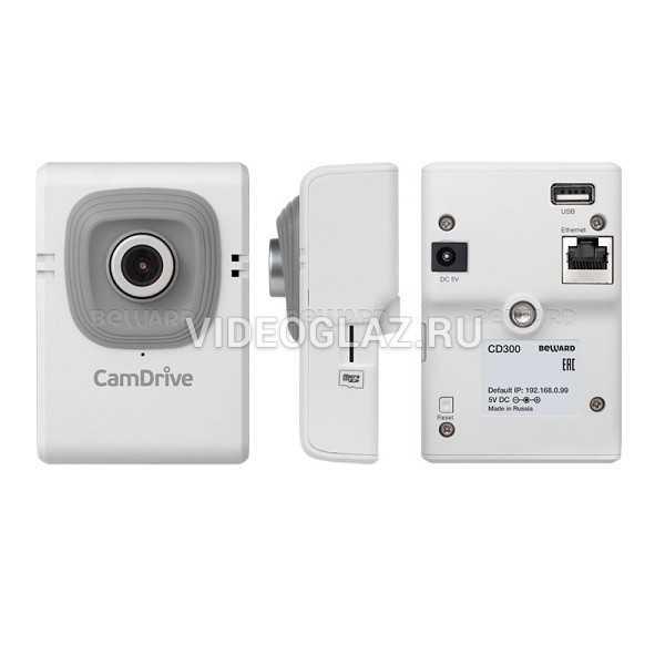 Видеокамера Beward CD300