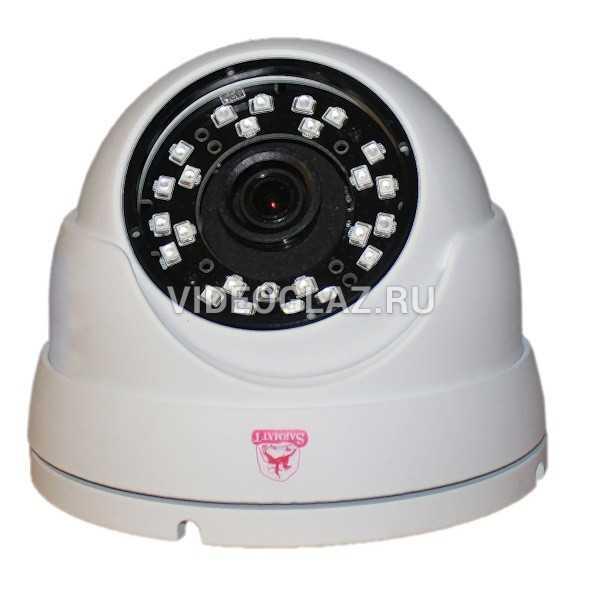 Видеокамера Sarmatt SR-IS25F36IRLSD