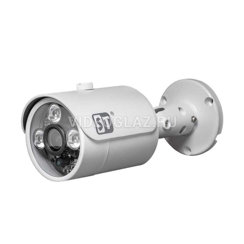 Видеокамера Space Technology ST-181 M IP HOME POE H.265 АУДИО (3,6mm)(версия 3)