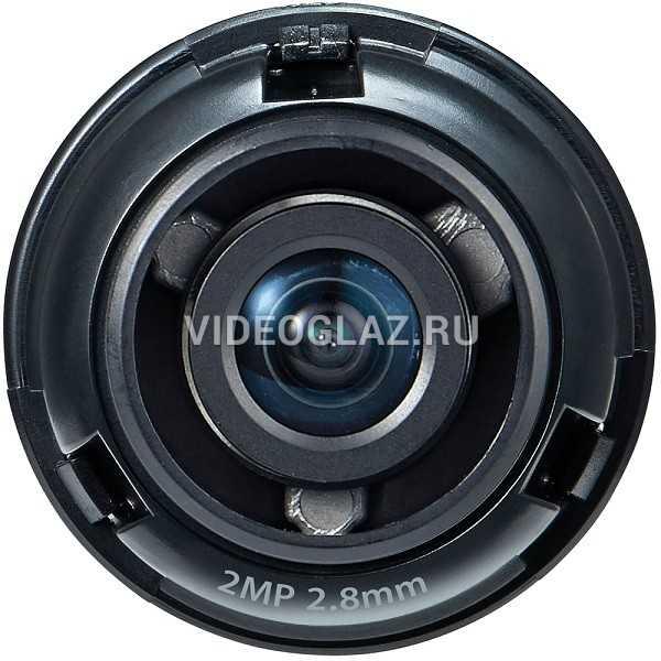 Видеокамера Wisenet SLA-2M2800D