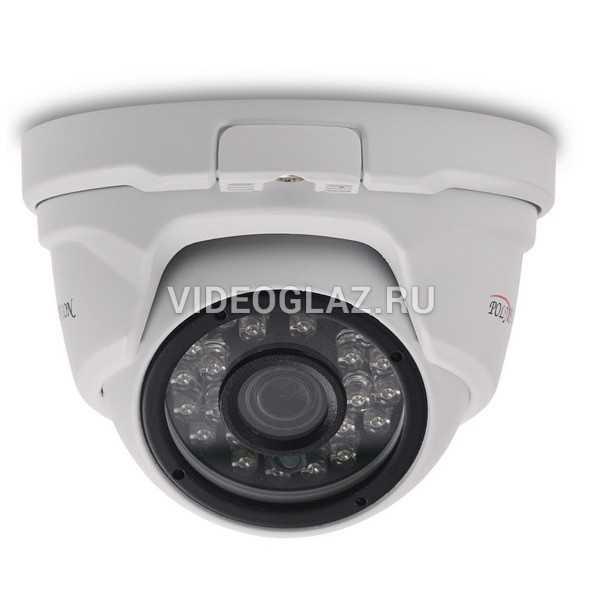 Видеокамера Polyvision PVC-IP5M-DF2.8PA