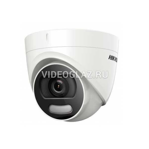 Видеокамера Hikvision DS-2CE72DFT-F28 (2.8mm)
