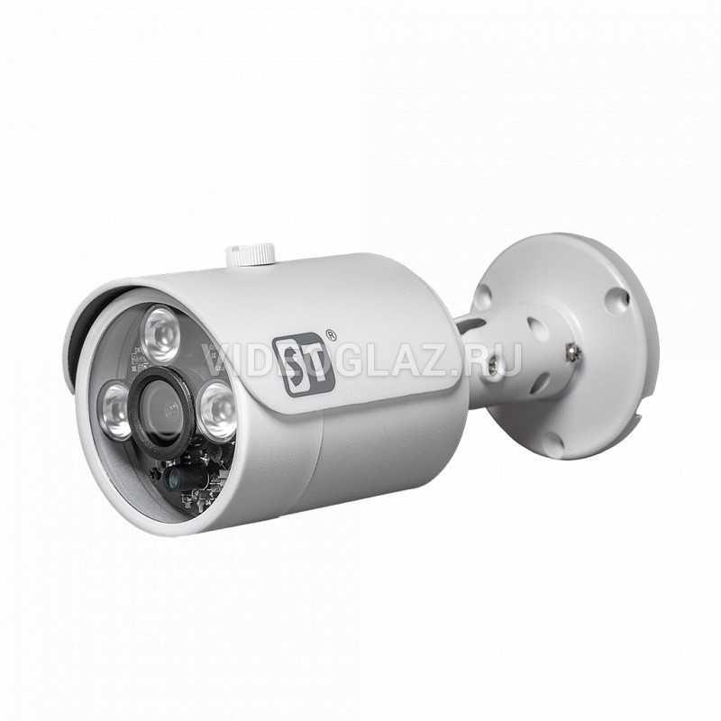 Видеокамера Space Technology ST-181 M IP HOME POE H.265 АУДИО (3,6mm)(версия 2)