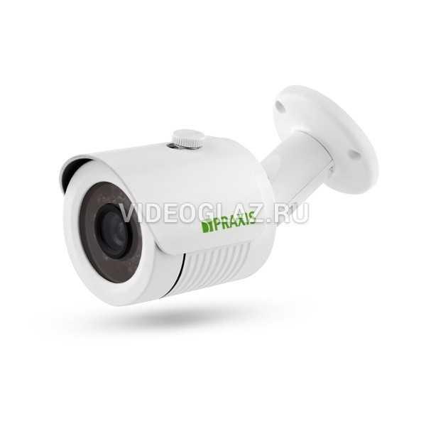 Видеокамера Praxis PB-7141IP 3.6 A/SD