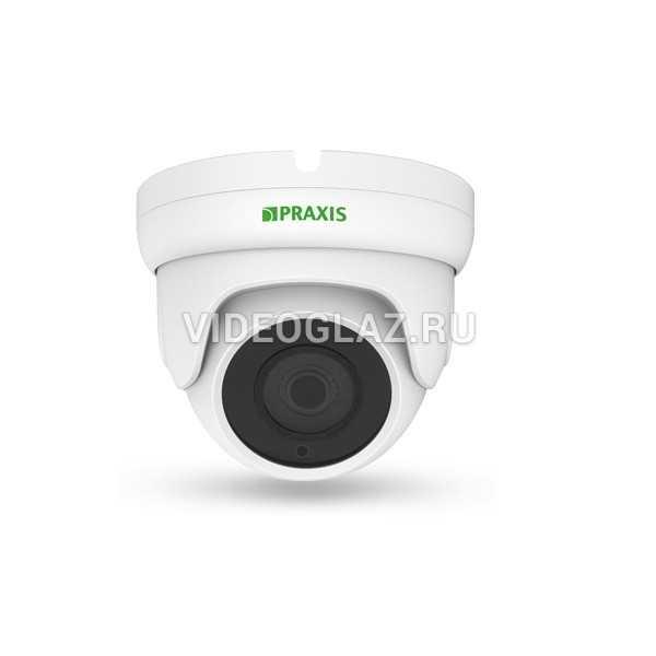 Видеокамера Praxis PE-7141IP 2.8 A/SD