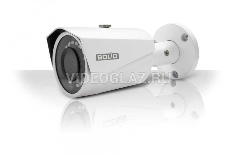 Видеокамера Болид VCI-123(версия 2)