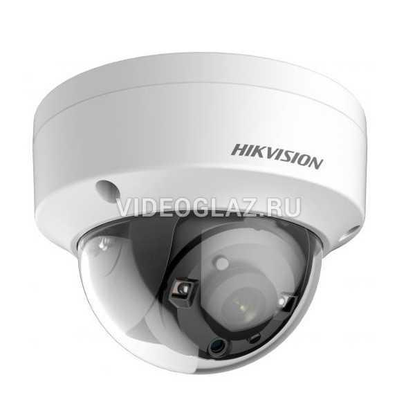 Видеокамера Hikvision DS-2CE56H5T-VPIT (6mm)