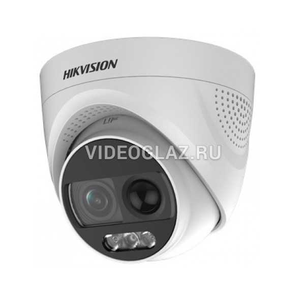 Видеокамера Hikvision DS-2CE72DFT-PIRXOF28 (2.8mm)
