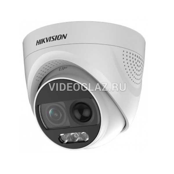 Видеокамера Hikvision DS-2CE72DFT-PIRXOF (3.6mm)