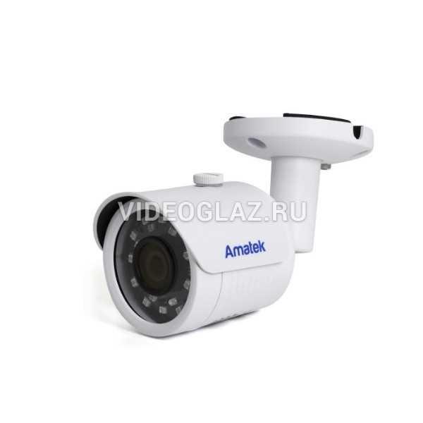 Видеокамера Amatek AC-IS202A(2,8)(IMX307)
