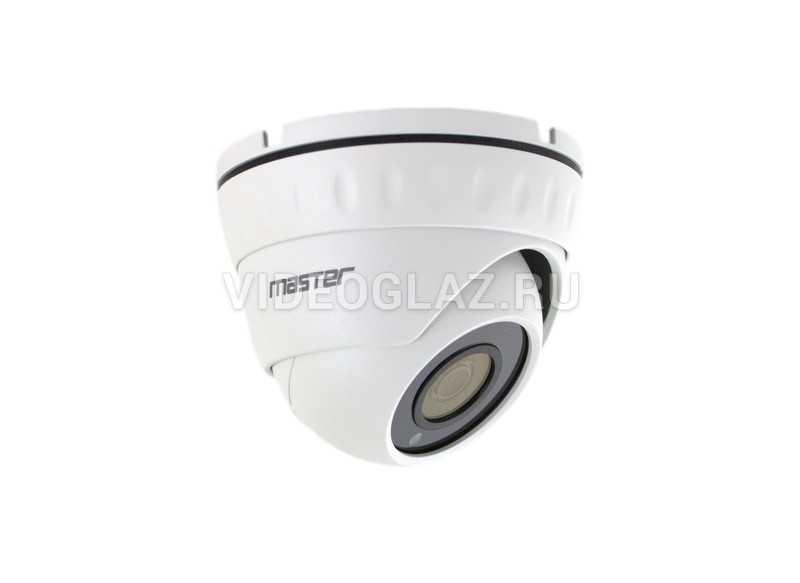 Видеокамера Master MR-IDNM102MP2