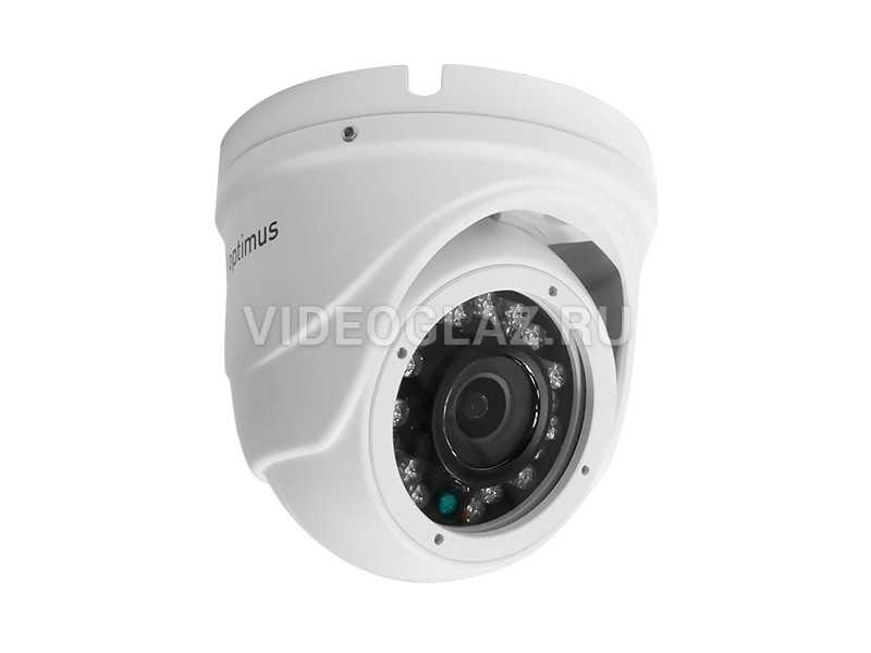 Видеокамера Optimus IP-E045.0(2.8)P