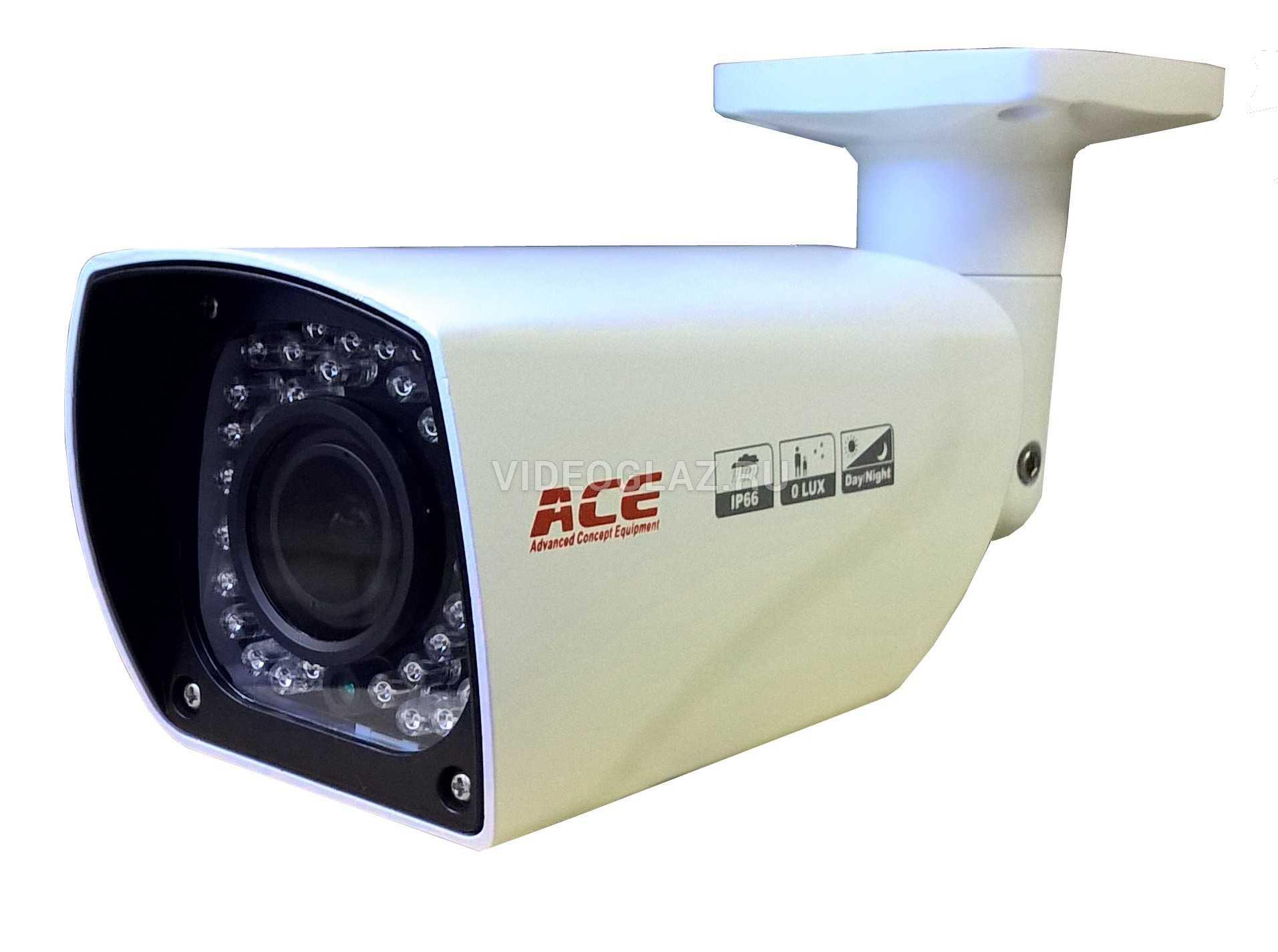 Видеокамера EverFocus ACE-AAV20HD