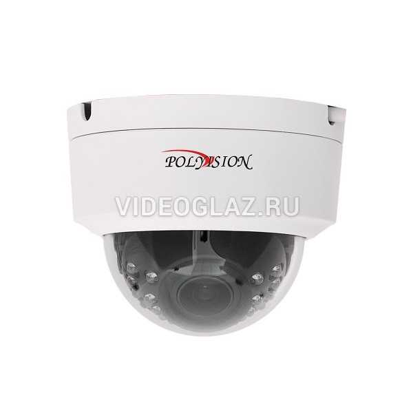 Видеокамера Polyvision PDL1-IP2-V12MPA v.5.5.8