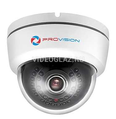 Видеокамера PROvision PVD-IR208IPA
